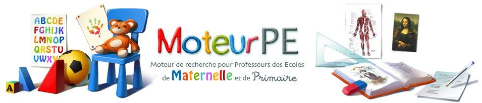 MoteurPE : moteur de recherche pour professeurs des écoles
